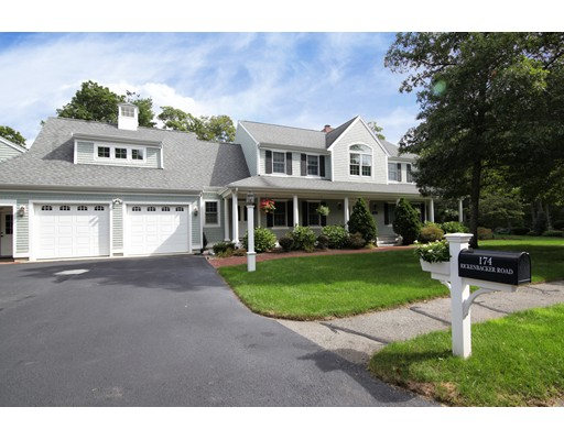 174 Rickenbacker, Falmouth, Massachusetts