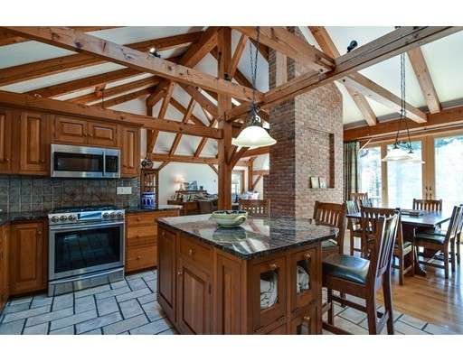 Picture 5 of 445 Conant Rd  Weston Ma 4 Bedroom Single Family