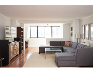 9 Hawthorne Place 12N is a similar property to 400 Marlborough St  Boston Ma