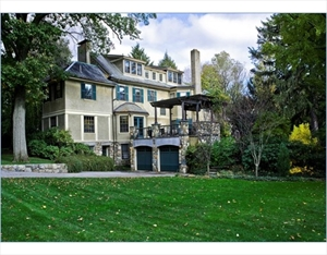 388 Warren Street  is a similar property to 30 Aston Rd  Brookline Ma