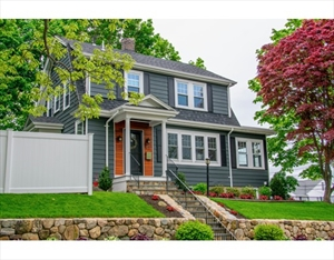 103 Utica Street  is a similar property to 17 Dale Ave  Quincy Ma