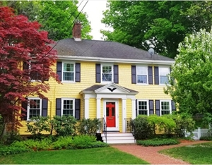 6 Hastings Road  is a similar property to 22 Longfellow Rd  Lexington Ma