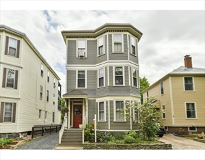 45 Hall St 2 is a similar property to 354 Beacon St  Boston Ma