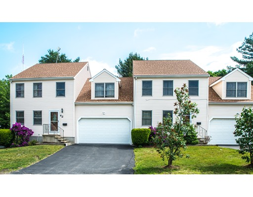 Picture 1 of 42 Highland Ter Unit 42 Needham Ma  4 Bedroom Condo#