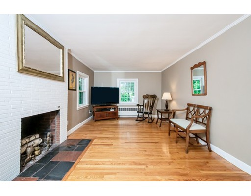 Picture 4 of 150 Ames St  Dedham Ma 3 Bedroom Single Family