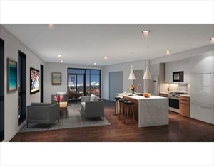 232 Old Colony Ave 406 is a similar property to 100 Lovejoy Wharf  Boston Ma