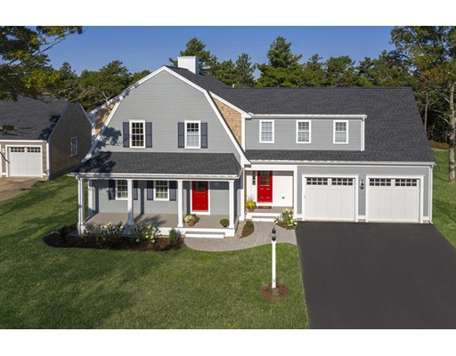 19 Crimson Way Unit Lot 8, Plymouth, Massachusetts