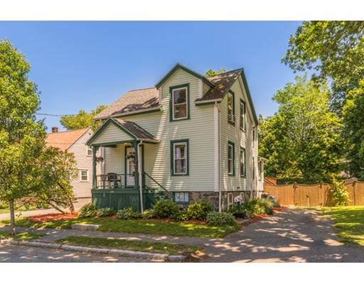 Picture 11 of 134 Linden Rd  Melrose Ma 2 Bedroom Single Family