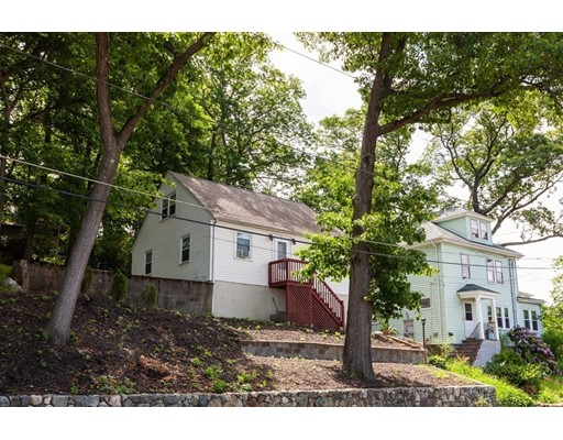 Picture 7 of 11 Elm St  Medford Ma 4 Bedroom Single Family