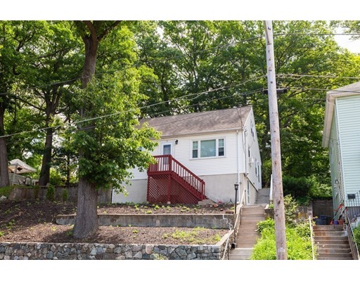 Picture 8 of 11 Elm St  Medford Ma 4 Bedroom Single Family