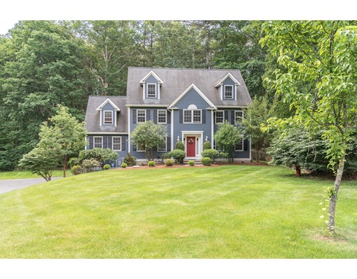 Picture 10 of 5 San Rosa Way  Chelmsford Ma 4 Bedroom Single Family