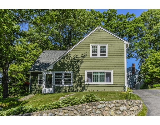 Picture 2 of 69 Berlin St  Dedham Ma 3 Bedroom Single Family