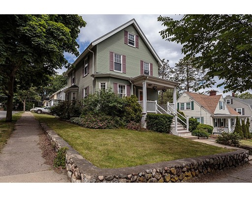 Picture 4 of 77 Goss Ave  Melrose Ma 3 Bedroom Single Family