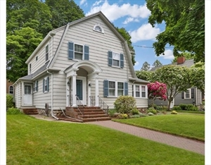 49 Garfield Road  is a similar property to 160 Green St  Melrose Ma