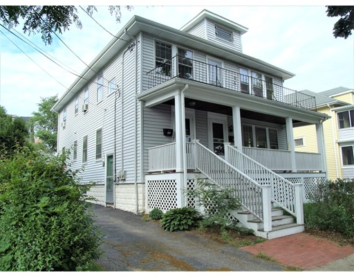 Picture 3 of 206-208 Broadway  Arlington Ma 4 Bedroom Multi-family