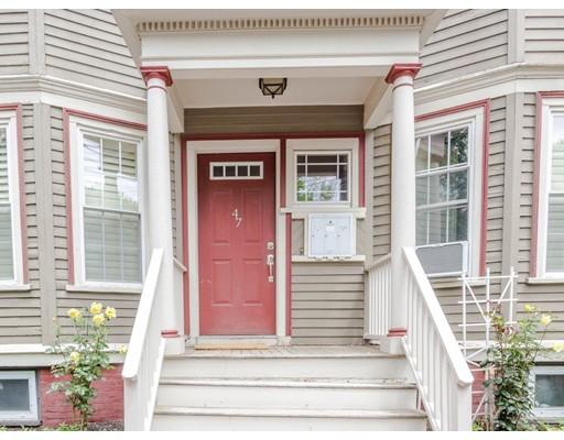 Picture 2 of 47 Sacramento St Unit 2 Cambridge Ma 3 Bedroom Condo