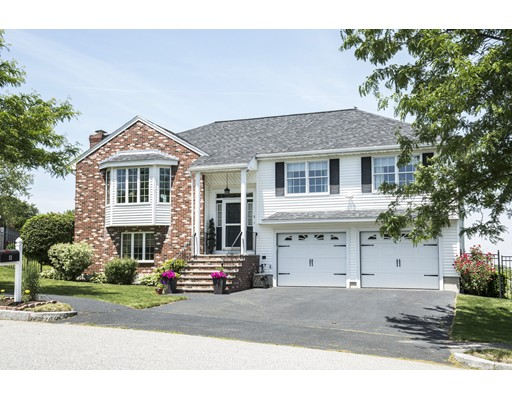 Picture 10 of 8 Michelle Rd  Peabody Ma 4 Bedroom Single Family