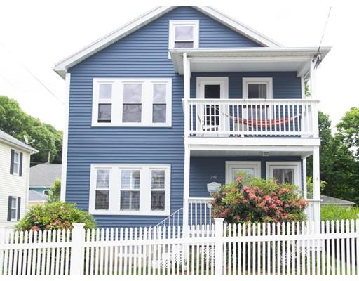 Picture 1 of 240 Kittredge St Unit 1 Boston Ma  2 Bedroom Condo#