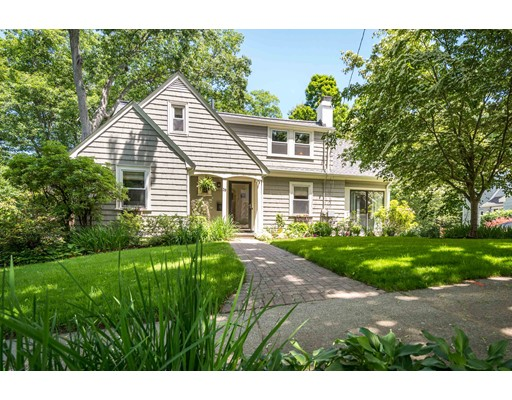 39 Nickerson Rd, Newton, MA 02467