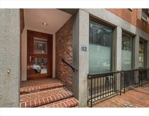 112 Fulton St 1C is a similar property to 133 Seaport Blvd  Boston Ma