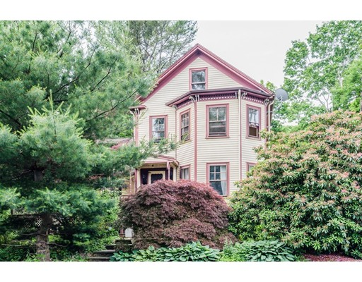 Picture 1 of 127 Oakdale Ave  Dedham Ma  4 Bedroom Single Family#
