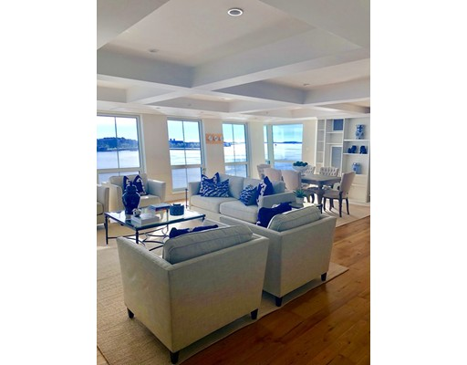 Picture 2 of 4 Battery Wharf Unit 4611 Boston Ma 3 Bedroom Condo