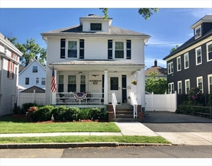 26 Whitcomb St  is a similar property to 55 Ralph St  Watertown Ma