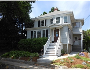 60 Hillside Road  is a similar property to 103 Common St  Watertown Ma