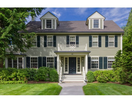 Cabot Street, Winchester, MA 01890
