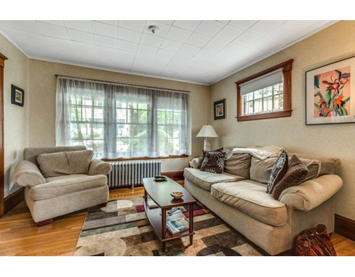 Picture 6 of 14-16 Pine St  Arlington Ma 4 Bedroom Multi-family