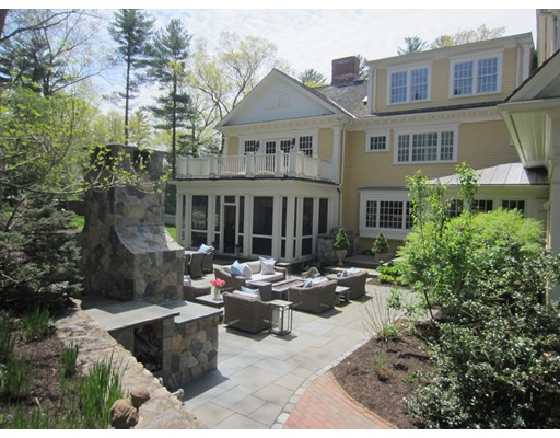 124 Dover Rd, Wellesley, MA Photo #19