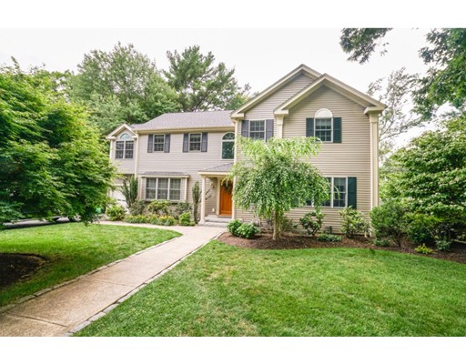 12 Mansfield Road, Wellesley, MA 02481