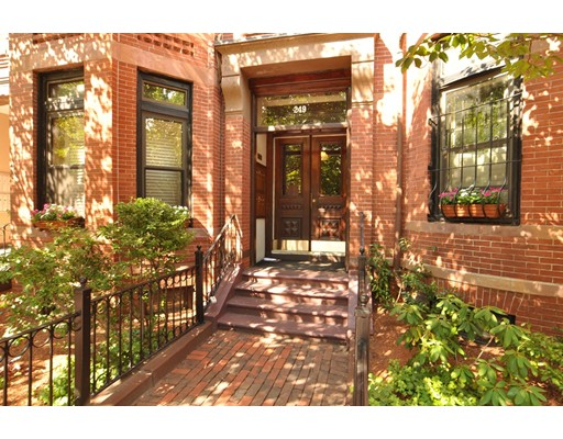 249 W Newton St, Boston, MA 02116