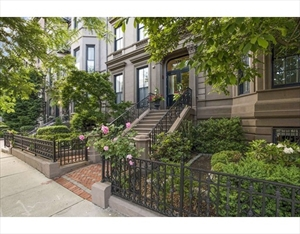 134 Beacon Street 101 is a similar property to 4 Battery Wharf  Boston Ma