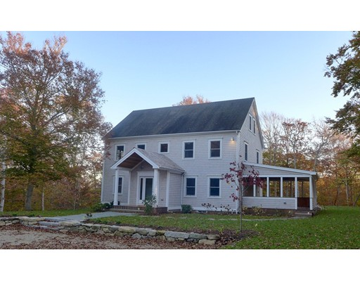 133 Indian Hill Rd - West Tisbury, MA