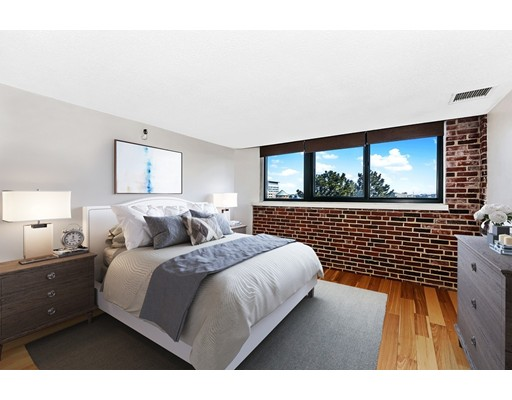 1 Bed Charlestown Boston Apartment