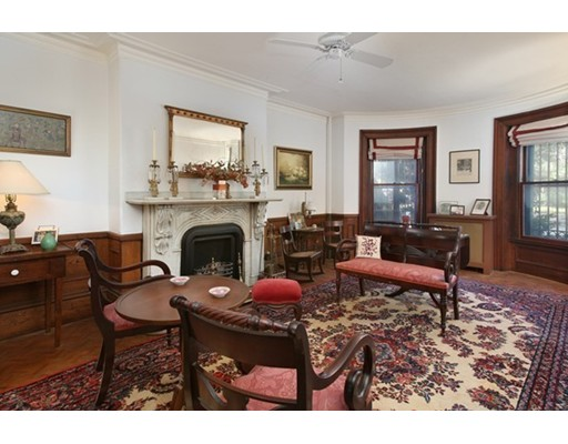 Picture 6 of 180 West Canton St  Boston Ma 4 Bedroom Single Family