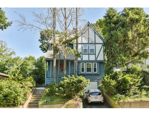 Picture 2 of 420 Boylston St  Brookline Ma 3 Bedroom Single Family