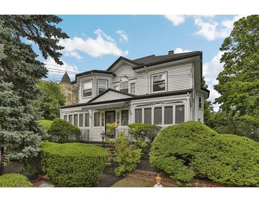Picture 4 of 7 Hillside Ave  Medford Ma 5 Bedroom Multi-family
