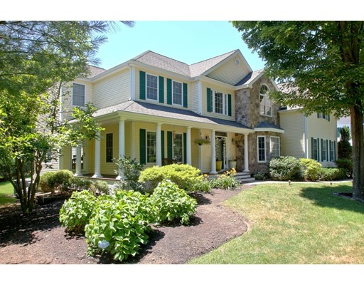 Picture 2 of 5 Milbery Lane  Acton Ma 4 Bedroom Single Family