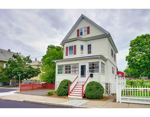 Picture 2 of 39 Douglas Rd  Medford Ma 3 Bedroom Single Family