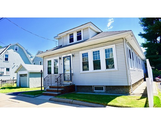 Picture 4 of 205 Columbia St  Malden Ma 4 Bedroom Single Family