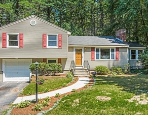 7 Meadowbrook Road  is a similar property to 50 Shawsheen Rd  Bedford Ma