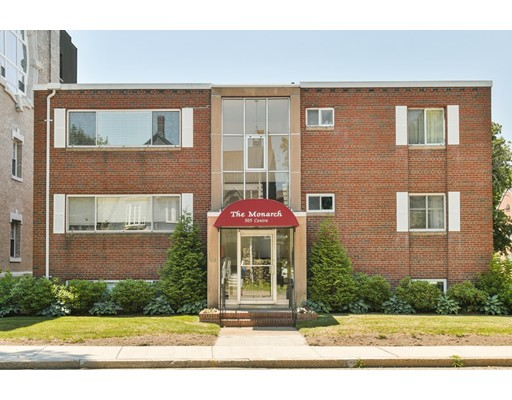Picture 1 of 8 Wesley St Unit 6 Newton Ma  1 Bedroom Condo#