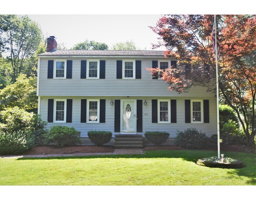 Picture 7 of 187 Trout Brook Rd  Dracut Ma 4 Bedroom Single Family