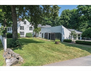 12 Great Rd  is a similar property to 33 Robinson Dr  Bedford Ma