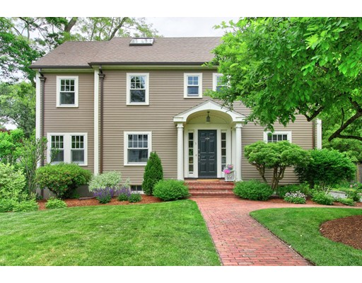 Picture 11 of 5 Watson Rd  Lexington Ma 6 Bedroom Single Family
