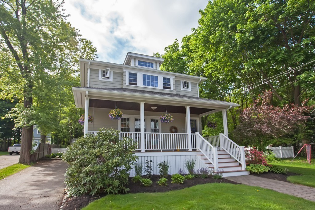 116 PLEASANT ST., Cohasset, Massachusetts