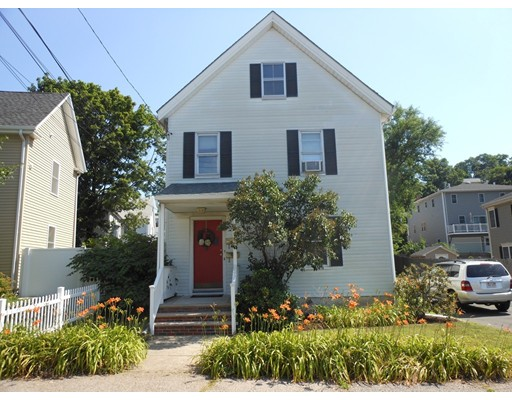 Picture 1 of 181-183 Fayette St  Watertown Ma  4 Bedroom Multi-family#