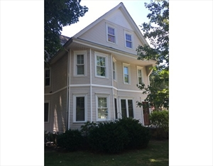 63 Bourne St  is a similar property to 13-15 Emerson St  Newton Ma